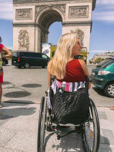 L'Arc de Tromphe de l'Étoile, Paris
