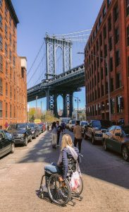 Photospot Manhattan Bridge, Brooklyn