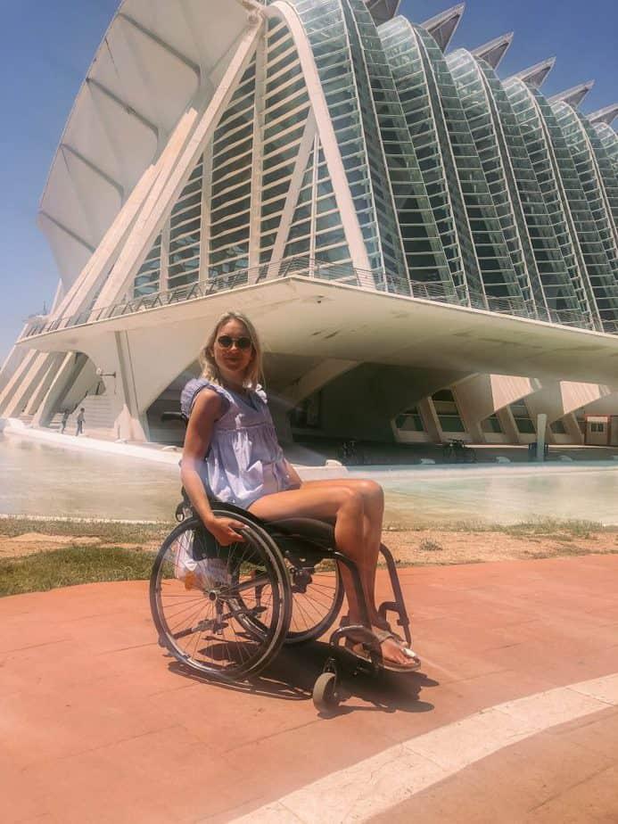 Ciudad de las Artes y de las Ciencia, Valencia