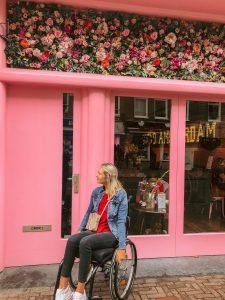 Café Blond, Amsterdam